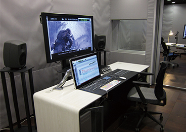 CCTV - Post-production System Room phase II