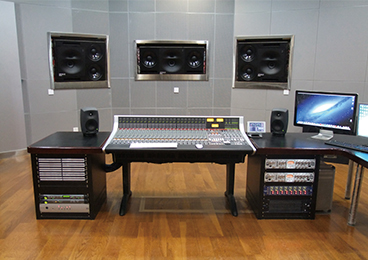 Anhui Radio Station - 5.1 Recording Studio