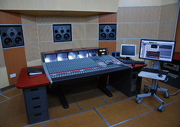 China National Radio - 5.1 Recording Studio