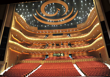 Tangshan Grand Theatre - Main Theatre Interior