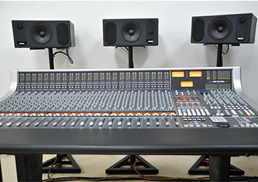 Tangshan Grand Theatre - Main Theatre Recording Studio