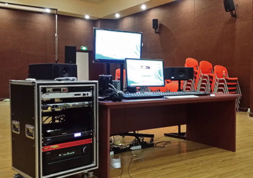 Zhuhai United International College - Recording Studio
