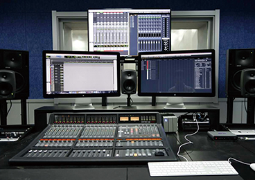 Shandong College of Media and Communication - Recording Studio