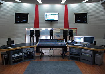 Shenyang Conservatory of Music - Film Mixing Studio