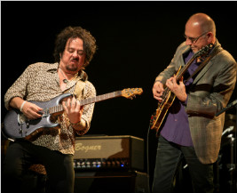 DPA Microphones Help Two Guitar Legends Impress Audiences In Asia