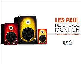 Les Paul Reference Monitors – their story
