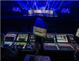 Solid State Logic three Live consoles deployed for Chess The Musical in concert