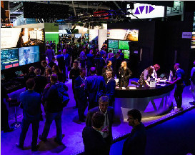 Avid Unveils Host of Platform Innovations and New Products at IBC2017