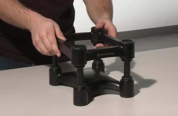 How To Assemble Your IsoAcoustics Adjustable Stands for Speakers and Studio Moni