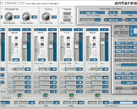 Harmony Engine Evo and Mic Mod EFX 64-bit/AAX Native Versions