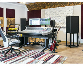 Poland's Wiktorów Studios Opens With PMC Speakers