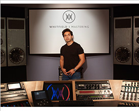 PMC Helps Whitfield Mastering With A Seamless Move