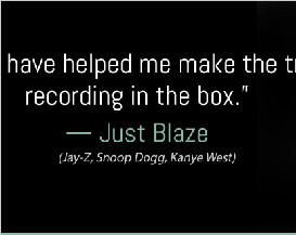 10 Questions with Producer Just Blaze