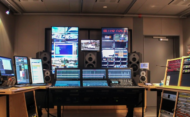 SSL System T takes on Core Responsibilities at DR