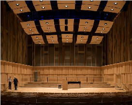 The New Birmingham Conservatoire opens, Powered by SSL