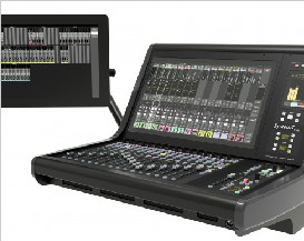 SSL Announces New System T - S300 Compact Audio Console at IBC 2017