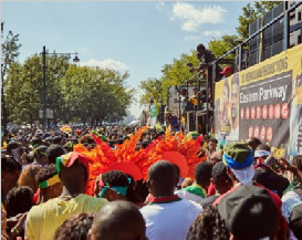 Brooklyns West Indian Day Parade with VIO & Sean Paul