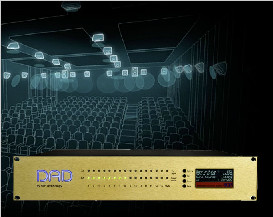 AX32 & MOM Controls Dolby Atmos monitoring at Genelecs AES Booth