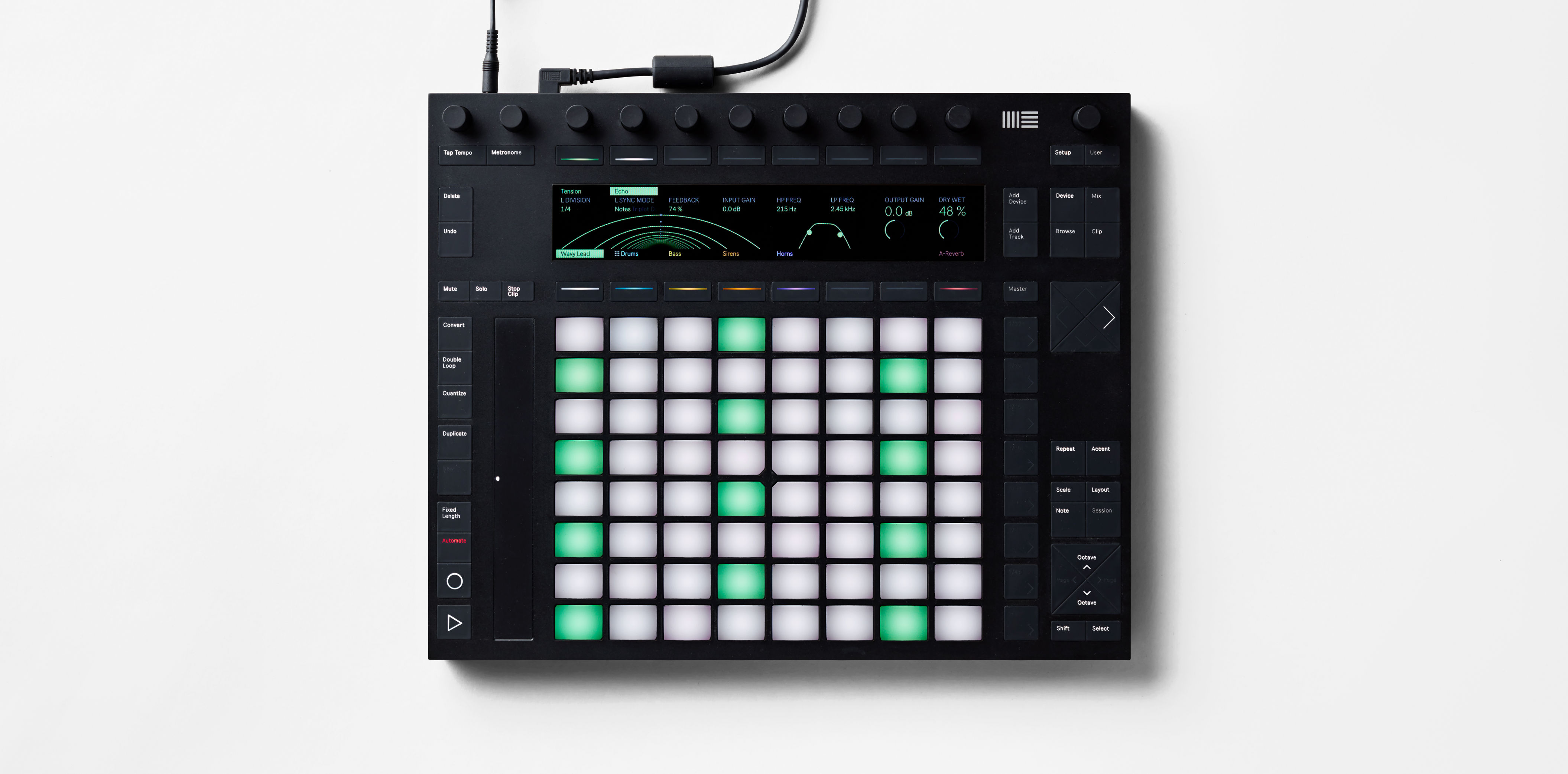 Ableton-Push-newdevices-Echo