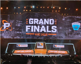 Live From Overwatch League Grand Finals: Blizzard Entertainment Rolls Out Its Largest Esports Production Ever