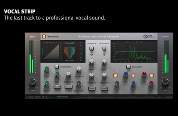 SSL Native Vocalstrip