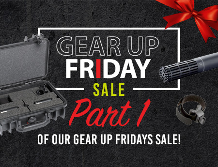 Gear Up Friday Sale Part 1!!