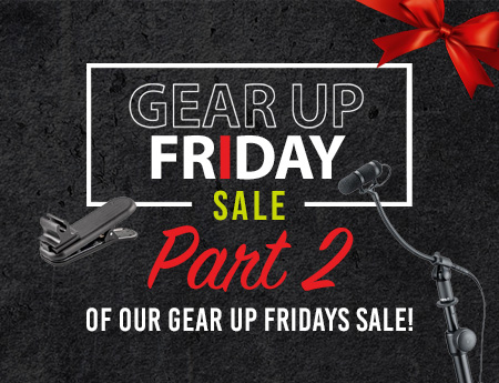 Gear Up Friday Sale Part 2!!