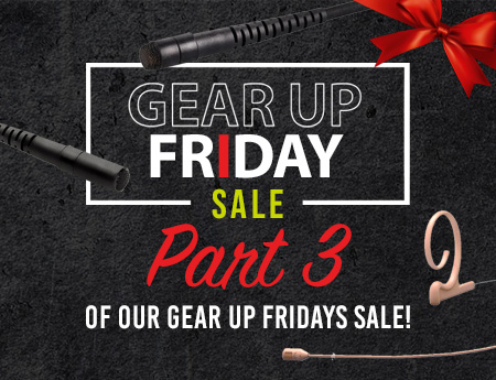 Gear Up Friday Sale Part 3!!