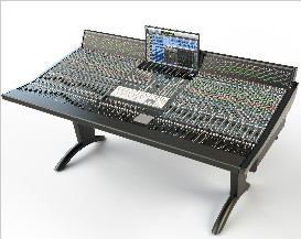 Solid State Logic Preview Origin - Next Generation Analogue Studio Console