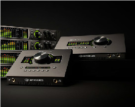 Universal Audio Release Apollo x4 & Apollo Twin X!