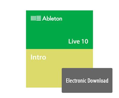 Live 10 Intro (E)