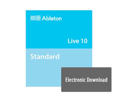 Live 10 Standard (E)