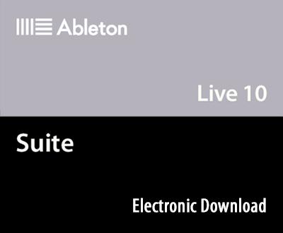 Live 10 Suite (E)