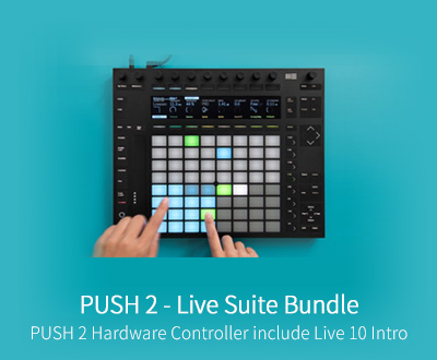 PUSH 2 - Live Suite Bundle