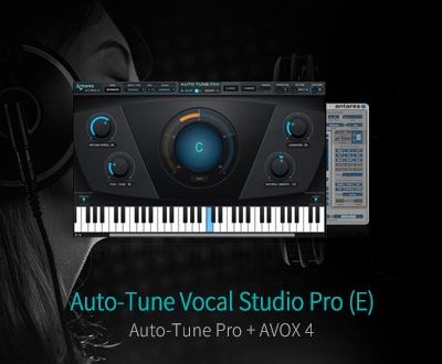 Auto-Tune Vocal Studio Pro (E)