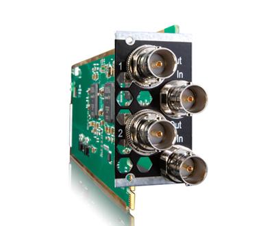 MTRX 双SDI/HD/3G 嵌入/解嵌卡