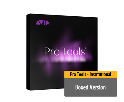 Pro Tools - Institutional (B)