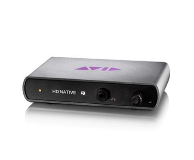 ProTools HD Native 雷電接口