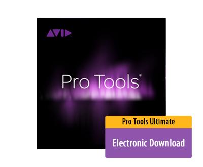 Pro Tools | Ultimate (E)