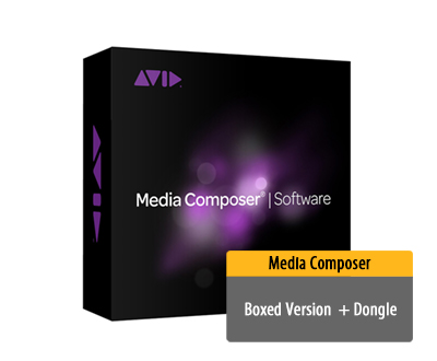 Media Composer  + Dongle (B)
