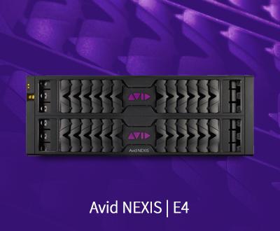 Avid NEXIS | E4