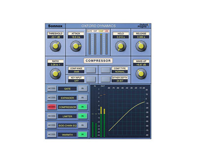 Sonnox LIVE HDX (E)