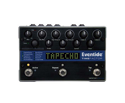 TimeFactor twin delay
