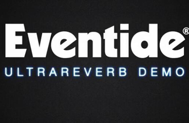 Eventide UltraReverb 鼓应用演示